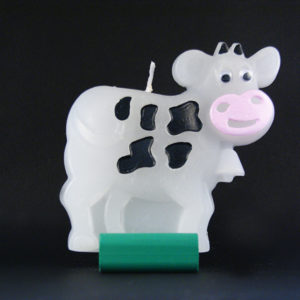 Bougie Vache