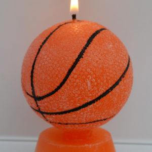Bougie Ballon de Basket