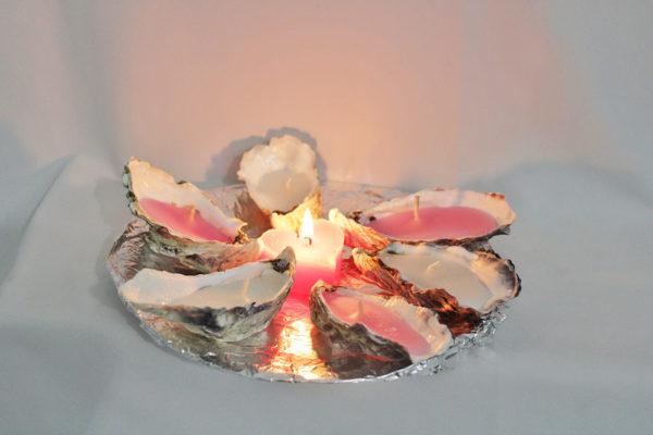 Bougies huîtres